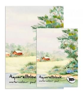 Blok za akvarelne barve Basic | 10 listov | 210 g/m2