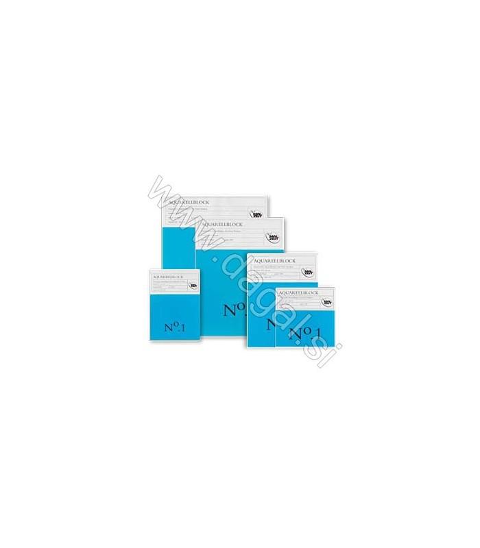 Blok za akvarelne barve No. 1 | 20 listov | 200g/m2
