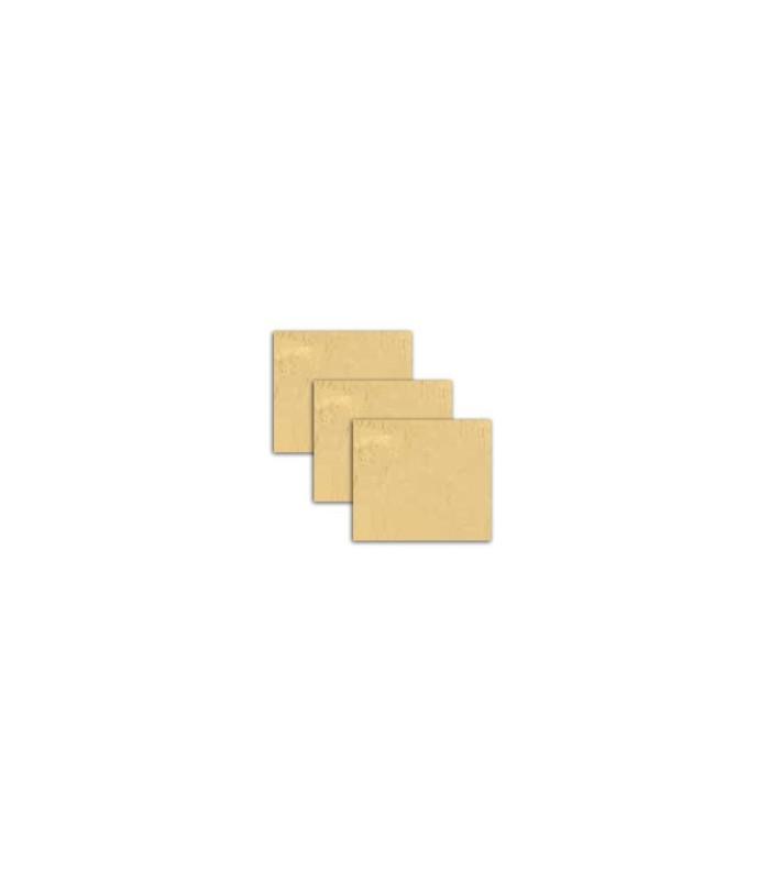 Lističi za pozlatitev Zlato 2.5 | 50 Kom
