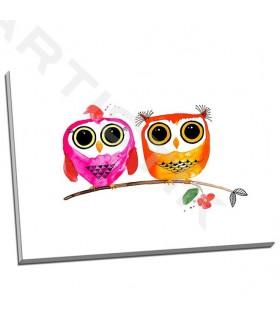 Owl Love - Berg, Margaret