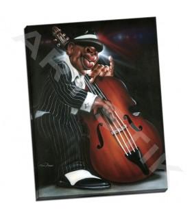 Jazzman D - Jones, Leonard