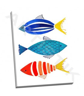 Summer Fish Trio - Berg, Margaret