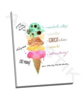Summer Flavours - Berg, Margaret