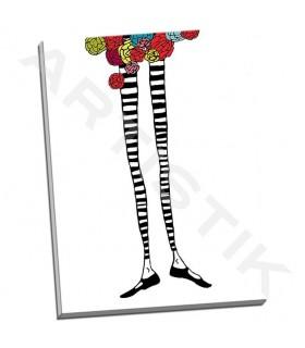 Skinny Legs 2 - Weiss, Jan