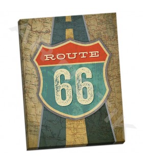 Route 66 - Pulve, Renee