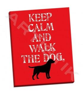 Keep Calm - Labrador - Oliphant, Ginger