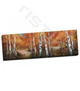 Autumn Birch II - Fronckowiak, Art