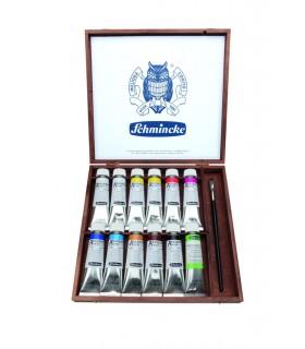 Schmincke AKADEMIE | Komplet akrilnih barv 11 x 60 ml