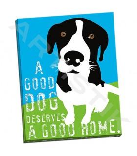 A Good Dog - Oliphant, Ginger