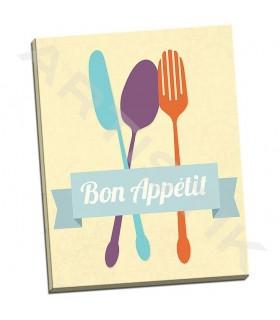 Bon Appetit - Duncan, Genesis