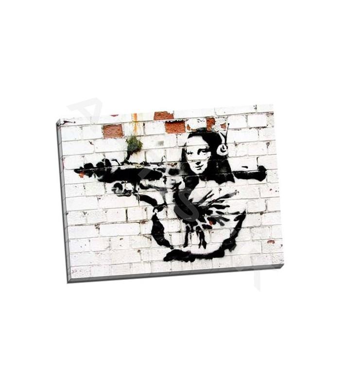 Noel Street, Soho, London - Banksy
