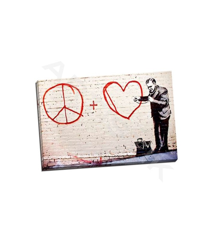 Erie and Mission Street, San Francisco - Banksy
