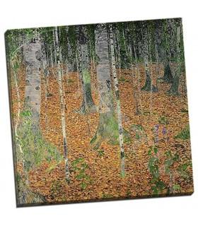 The Birch Wood - Klimt, Gustav