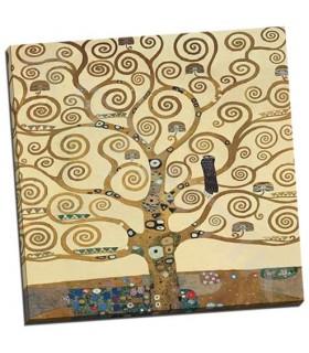 The Tree of Life II - Klimt, Gustav