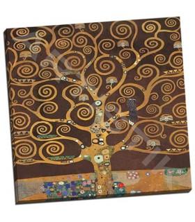 Tree of Life-Brown II - Klimt, Gustav