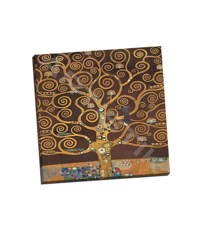 Tree of Life-Brown II - Klimt, Gustav