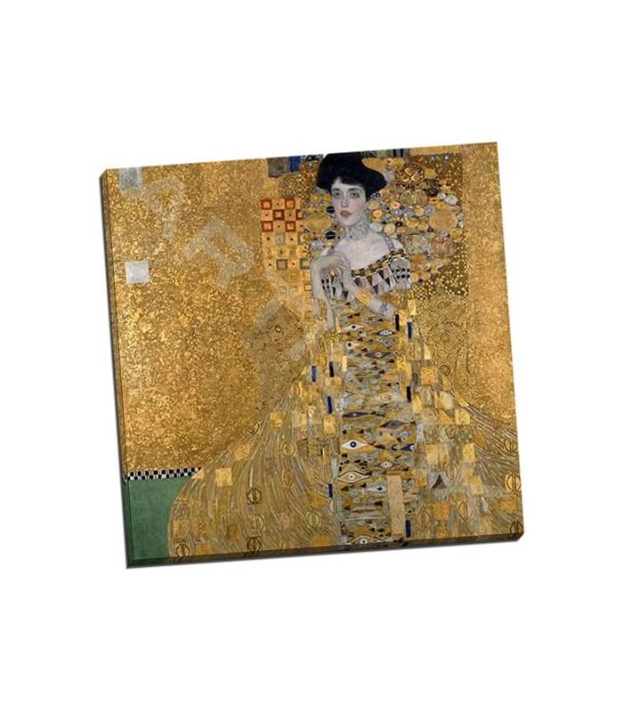 Portrait of Adele Bloch-Bauer - Klimt, Gustavr - Klimt, Gustav