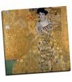 Portrait of Adele Bloch-Bauer - Klimt, Gustav