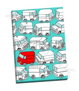 Odd Ones - Red Van - Wilson, Duncan