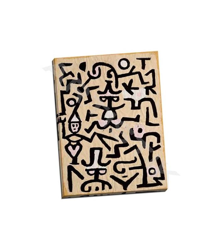 Comedians Handbill - Klee, Paul