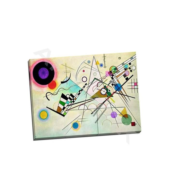 Composition VIII - Kandinsky, Wassily