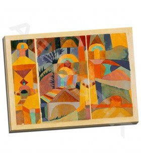 Temple Gardens - Klee,Paul