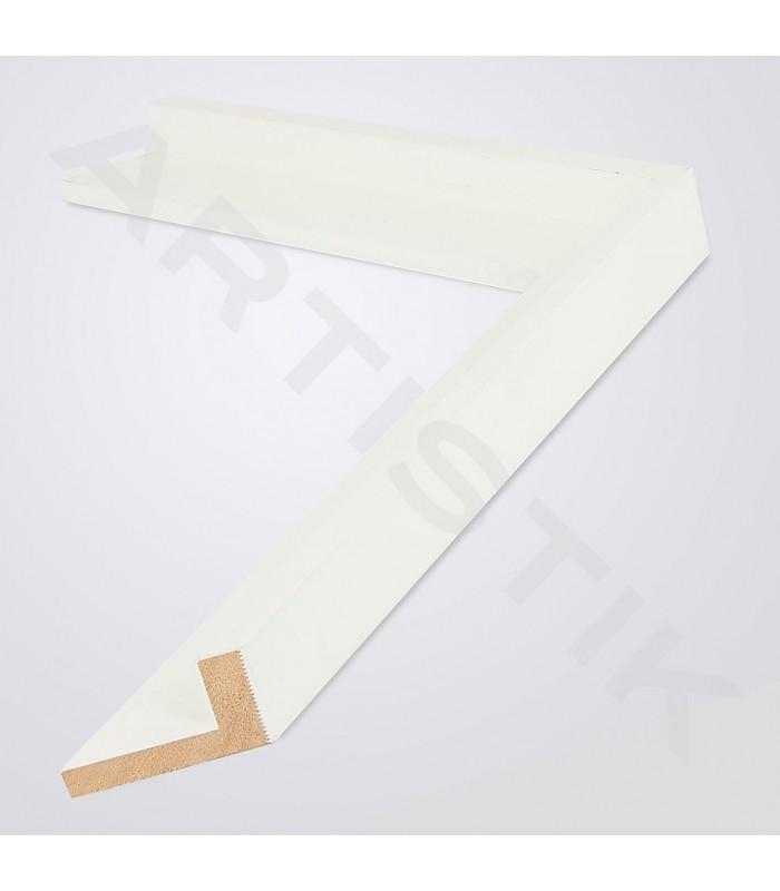 Okvir za slike 101/3 white - L shape