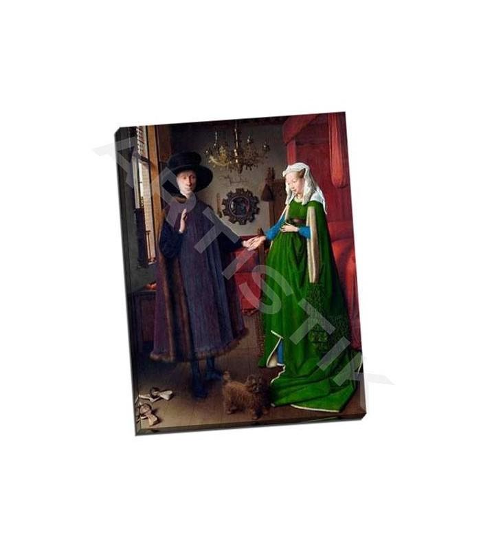 I coniugi Arnolfini - Van Eyck, Jan