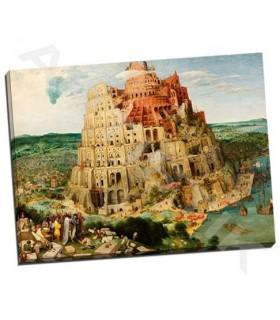 The Tower of Babel - Bruegel the Elder, Pieter