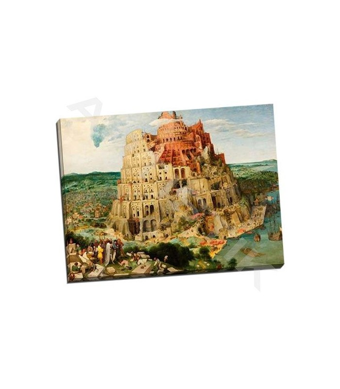 The Tower of Babel - Bruegel the Elder, Pieter