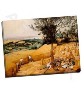 The Harvesters - Bruegel the Elder, Pieter