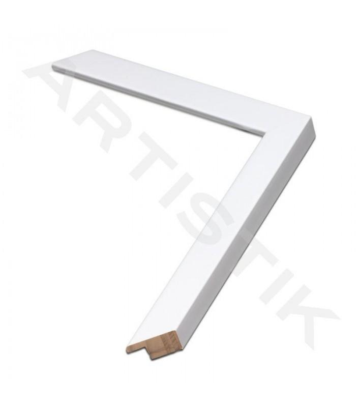 Okvir za slike Lack 6008/49 Bianco Lucido