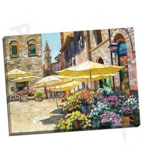 Siena Flower Market - Behrens, Howard