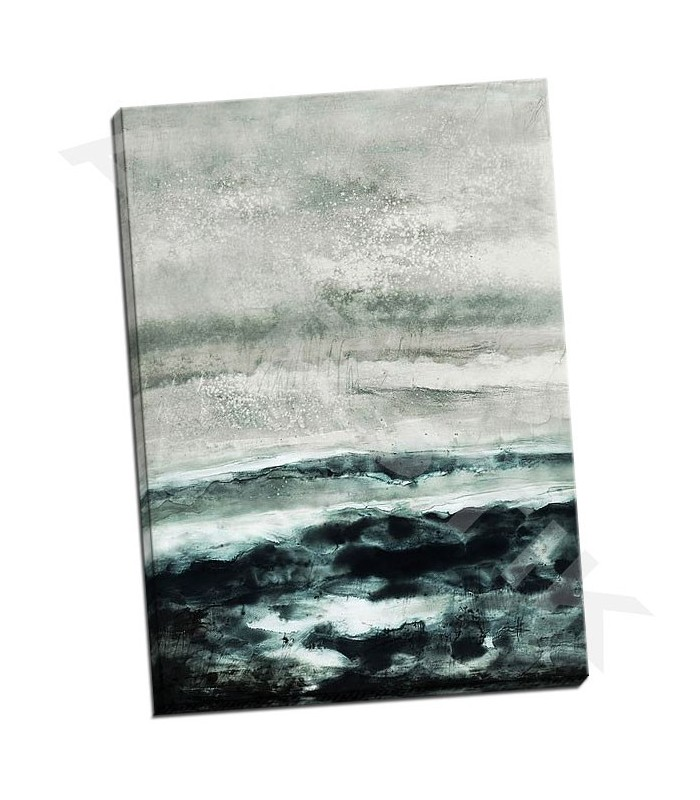 Abstract Waterscape - Lehnhardt, Iris