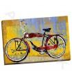 Red Bike with Star - Thetford, Daryl