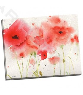 Red Poppies - Golden, Sheila