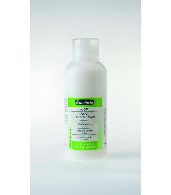 Medij za akrilne barve - sijaj 250 ml