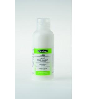Medij za akrilne barve - saten/mat 250 ml