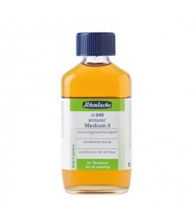 Schmincke Mussini medij 3 - 200 ml