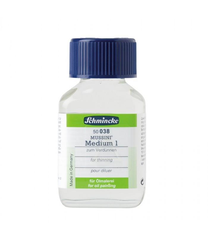Schmincke Mussini medij 1 - 60 ml