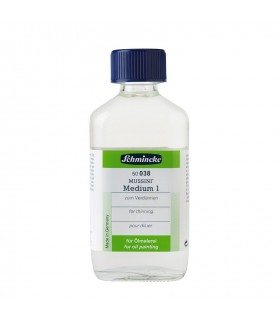 Schmincke Mussini medij 1 - 200 ml