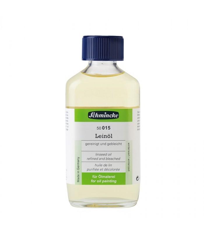 Schmincke Laneno olje | prečiščeno - 200 ml