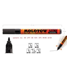 Markerji Molotow ONE4ALL 127HS-EF 1 mm