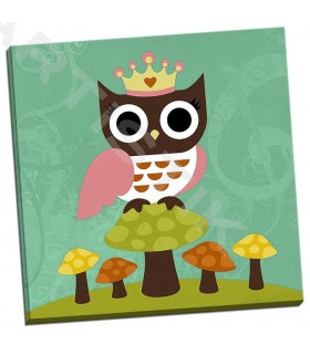 Princess Owl - Lee, Nancy