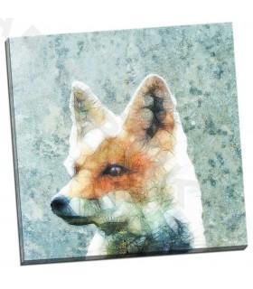 Abstract Fox - Ancello