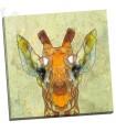 Abstract Giraffe Calf - Ancello
