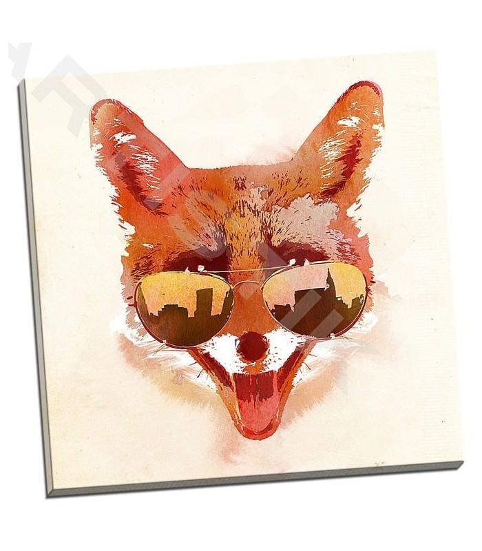 Big Town Fox - Farkas, Robert