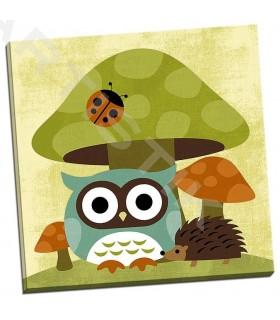Owl and Hedgehog - Lee, Nancy