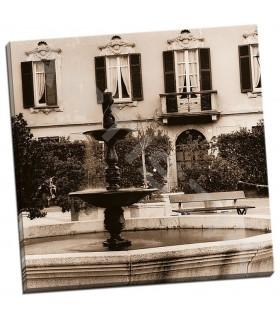 Piazza Lombardy - Blaustein, Alan