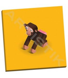 Monkey - Jensen, Bo Virkelyst
